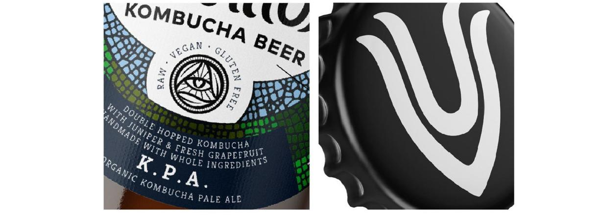 Unity Vibration Kombucha Beer cover feature
