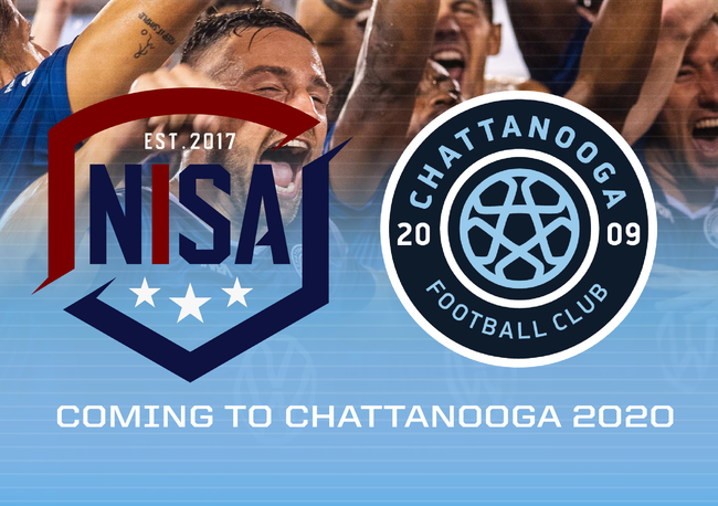 Chattanooga Football Club: For the first time in America, a