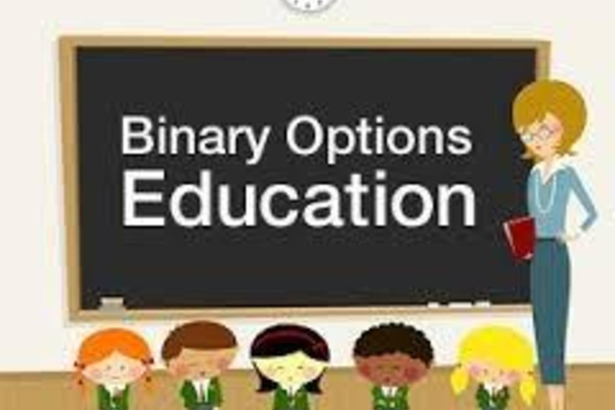 Binary options teaching