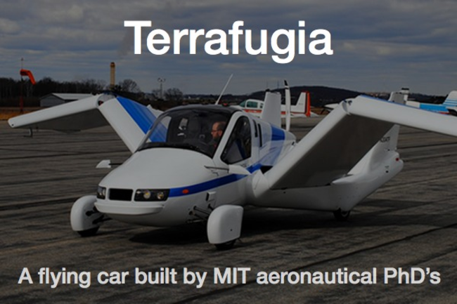 Terrafugia: Street-Legal Flying Cars <br><a target='_blank' href='/terrafugia'>/terrafugia</a>