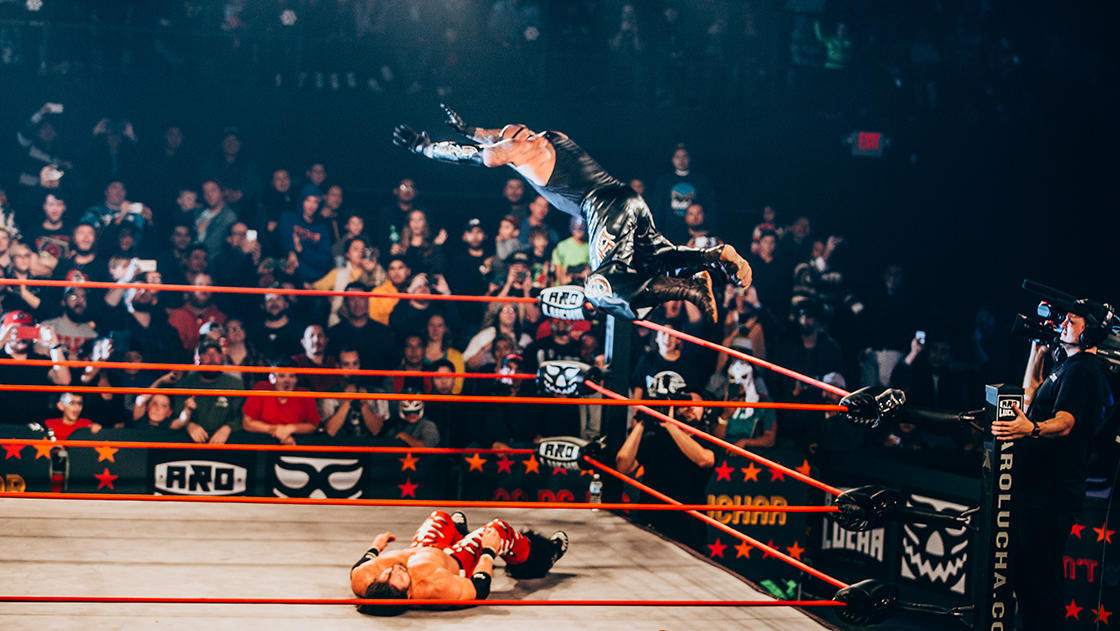Aro Lucha: The World's First Fan Owned Lucha Libre Sports