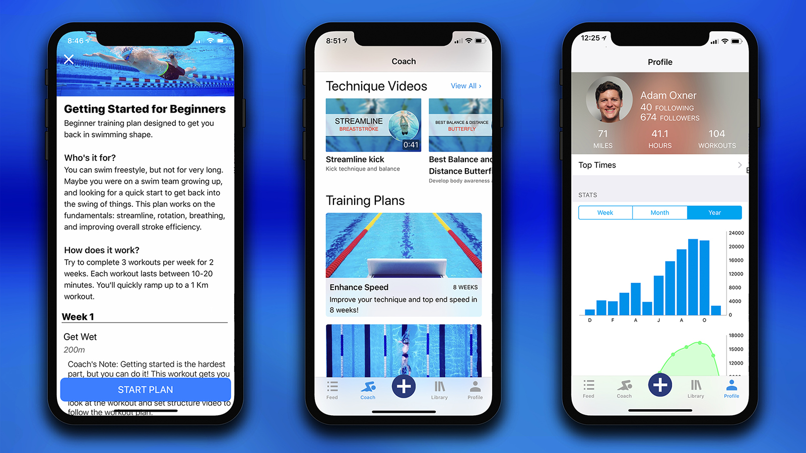 d0e184b032 MySwimPro: Personal Swim Coaching Program — named best Apple Watch ...